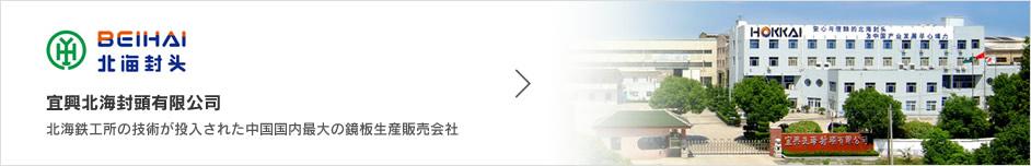 宜興北海封頭有限公司