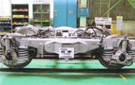 N700系台車